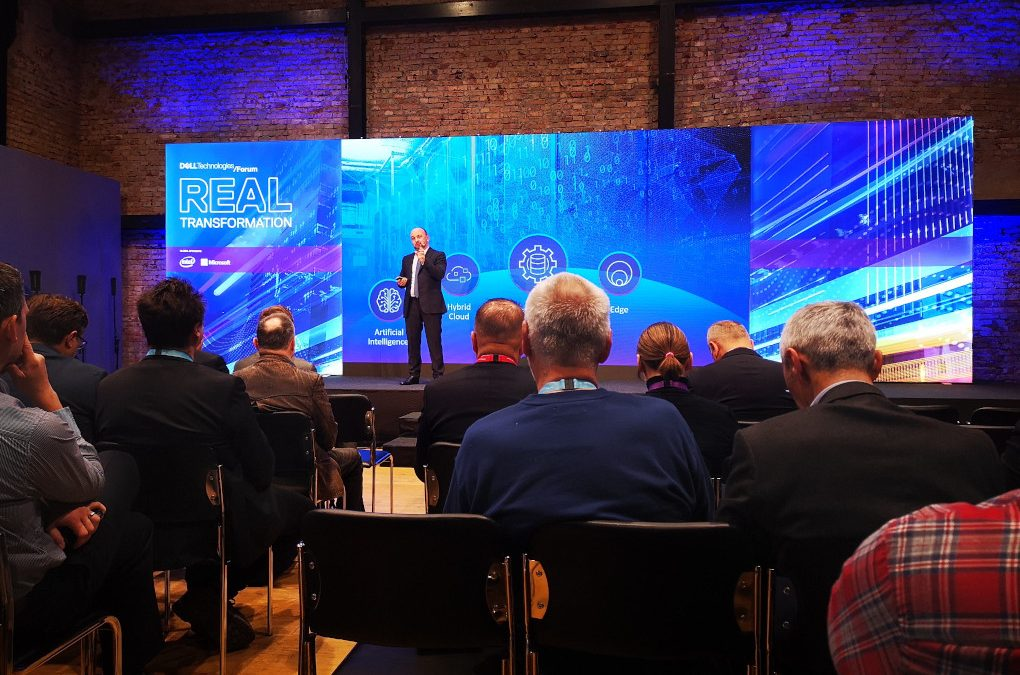 Dell Technology Forum – Real Transformation